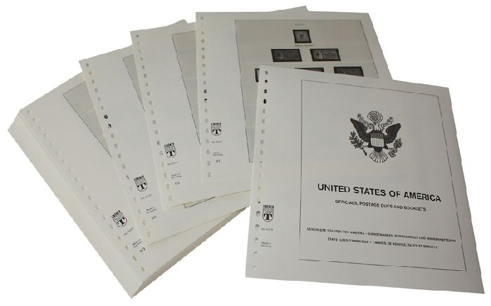 UNITED STATES - BOOKLETS 1879-1992