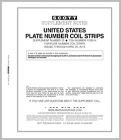 2018 United States Plate Number Coils Simplified