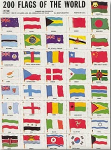 200 Flags of the World