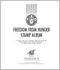 TOPICAL ALBUM PAGES: FREEDOM FROM HUNGER THRU 1964