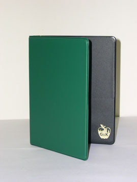 Binder for DS-06 Green