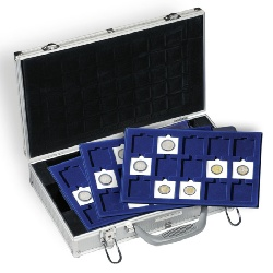 "CARGO L12 Coin Case for 2x2"" coin holders or QUADRUM"