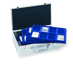 CARGO L12 Coin Case for certified coin holders (slabs)