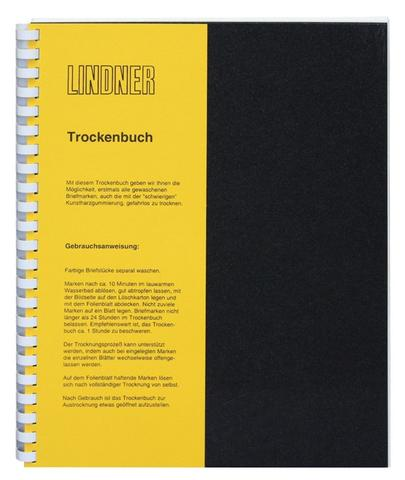 Lindner Drying Book with blotter sheets