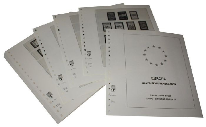 Europe special territories Europe CEPT- Year 1972 to 1980