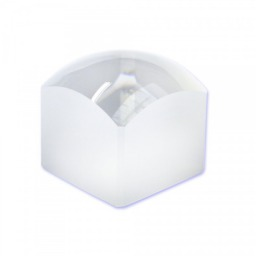 "SAFE Surface Cube Magnifier 1-3/4"" - 2.5x"