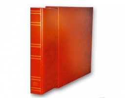 Collecto Deluxe Slipcase - Marbelized Red