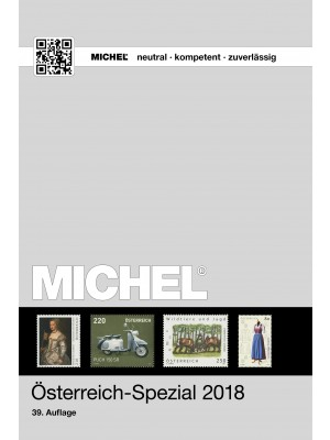Michel catalog Austria Specialized 2018