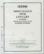U. S. MINUTEMAN (PAGES ONLY) 1840-1899 Part 1