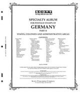 GERMANY 1849-1920 States, Occupation an