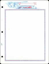 Quadrille Blank Pages (12)