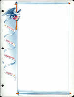 U. S. BLANK PGS Commemorative (201)