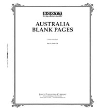Australia Blank Pages (20)
