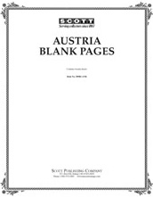 Austria Blank Pages (20)