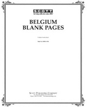 Belgium Blank Pages (20)