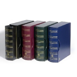 CLASSIC GRANDE binder with slipcase, extra-large capacity