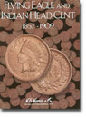 Coin folder, Indian Cents 1857-1909