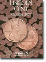 Coin Folder, Lincoln Cents 1975-2013