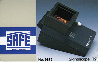 Signoscope T2 Serial Number __________ - Click Image to Close
