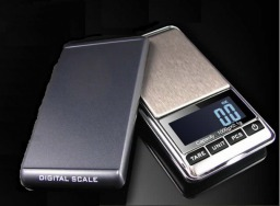 High Capacity Scale to 1000 gr - 2.2lbs