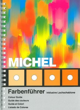 Michel Color Guide (Farbenfuehrer) Latest edition