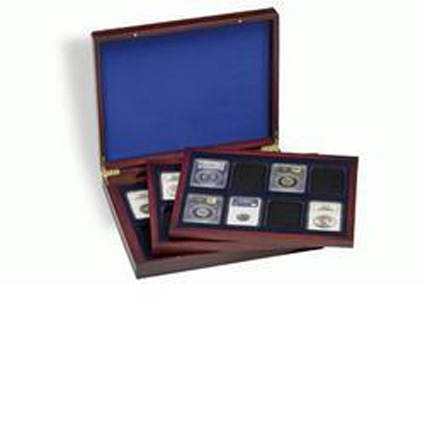 Volterra Trio Deluxe with 3 wood framed trays