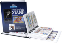 2013 United States Pocket Stamp Catalogue