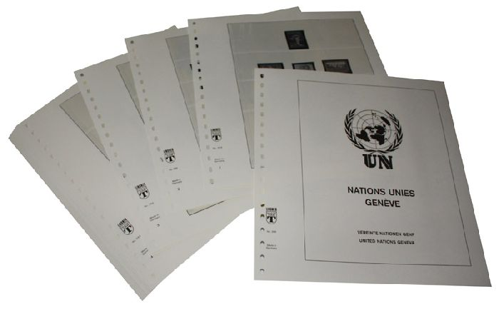 UNITED NATIONS - GENEVA 1969-1997