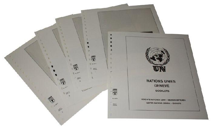 UNITED NATIONS - GENEVA Booklets 1995-2016