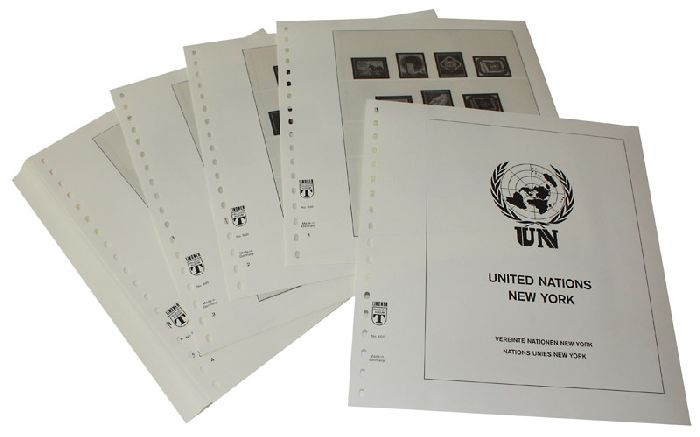 UNITED NATIONS - NEW YORK 1951-1981