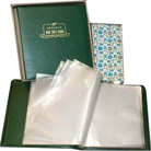 Guardian Mint Sheet Album - Polyester