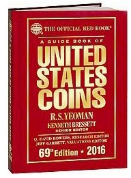 United States Coins - Red book 2016