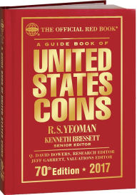United States Coins - Red book 2017 - Click Image to Close