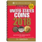 United States Coins - Red book 2018